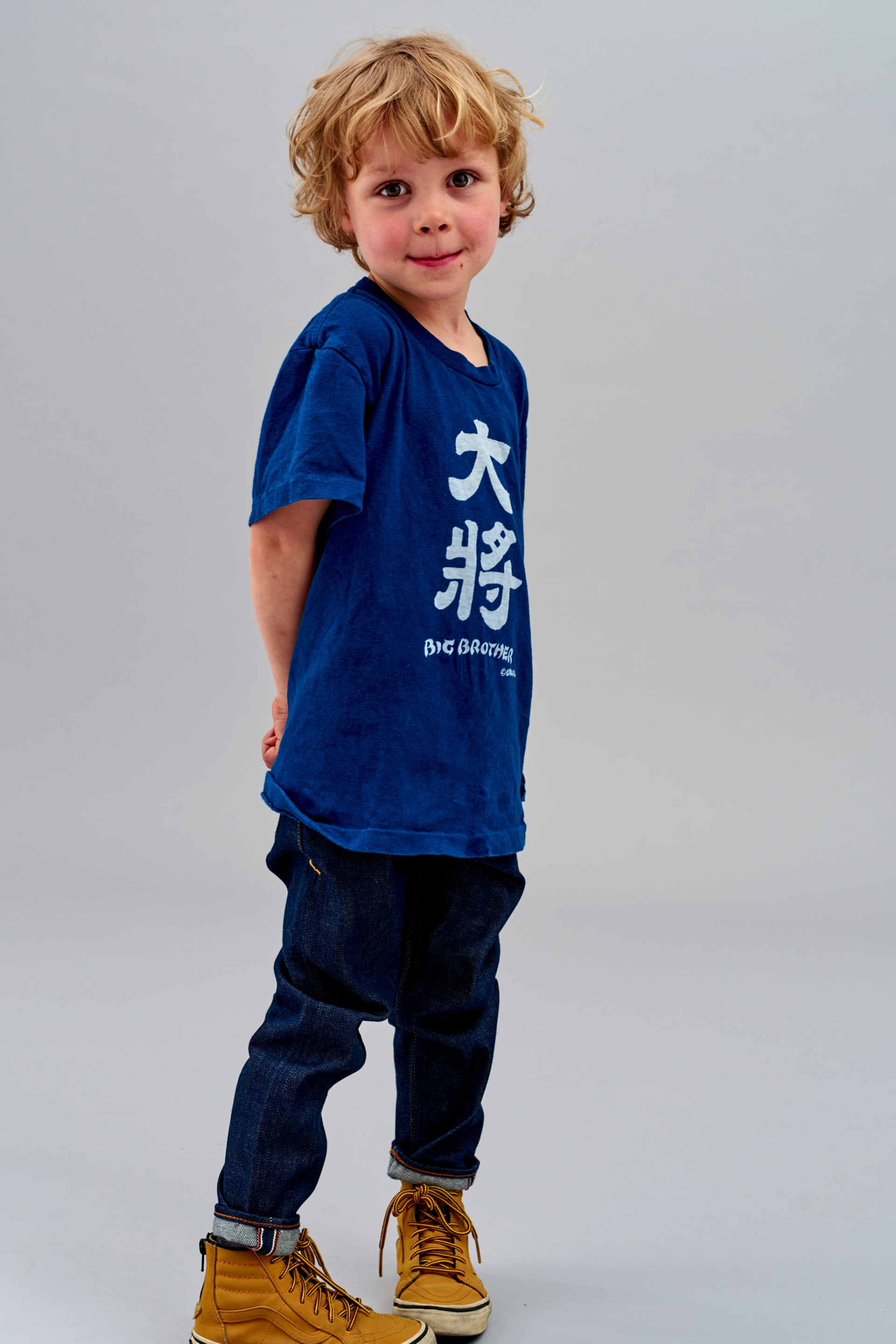 denim jeans kids koi dry selvedge kids kings of indigo candiani denim store