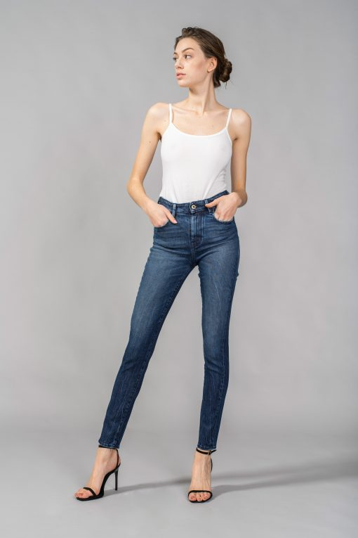 denim jeans skinny highrise candiani denim region collection candiani denim store