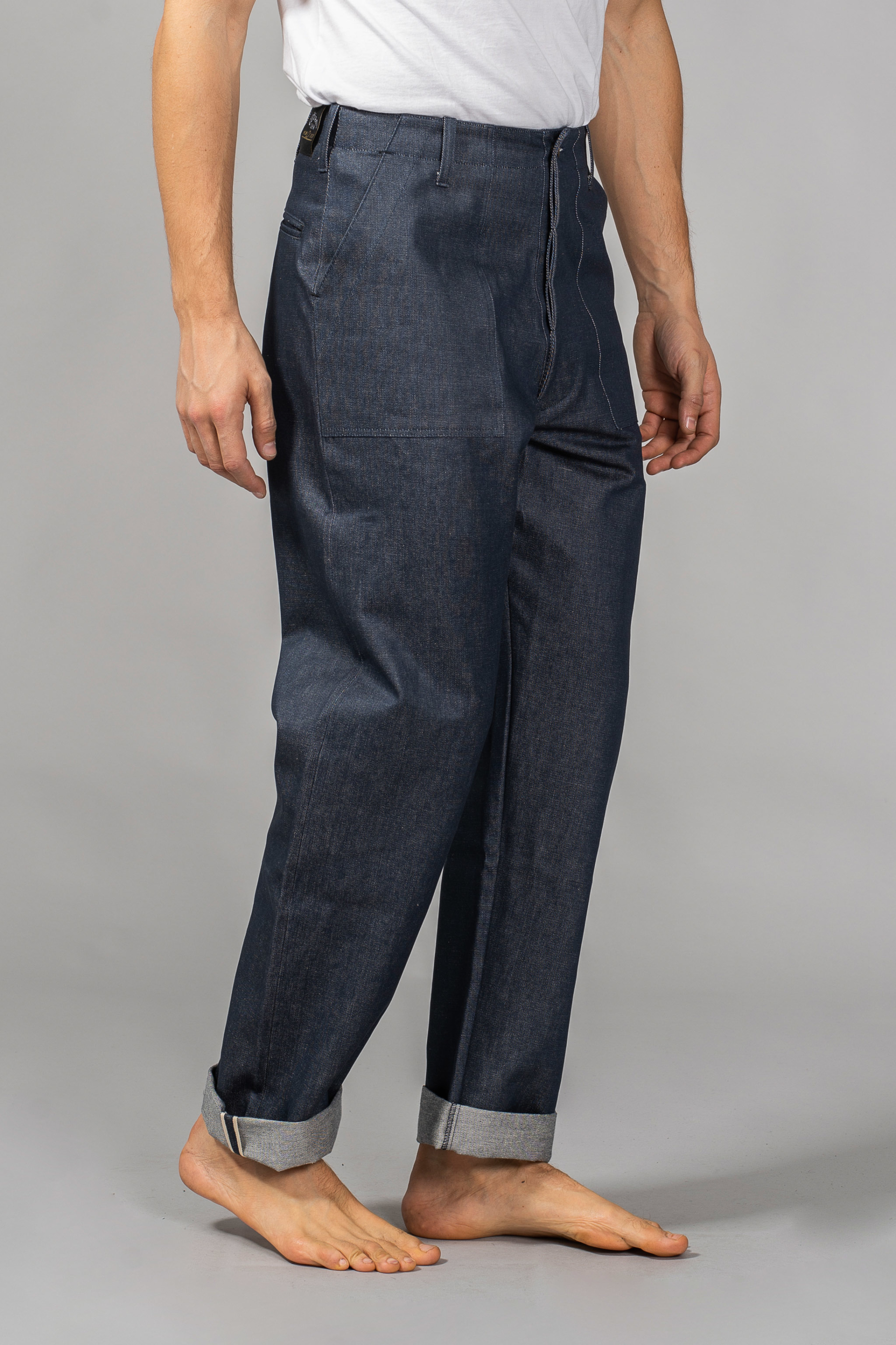 denim jeans ticino work pant relaxed matias candiani denim store
