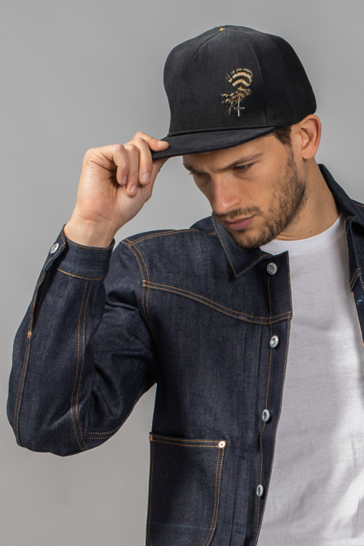 denim jeans trucker hats black matias candiani denim store