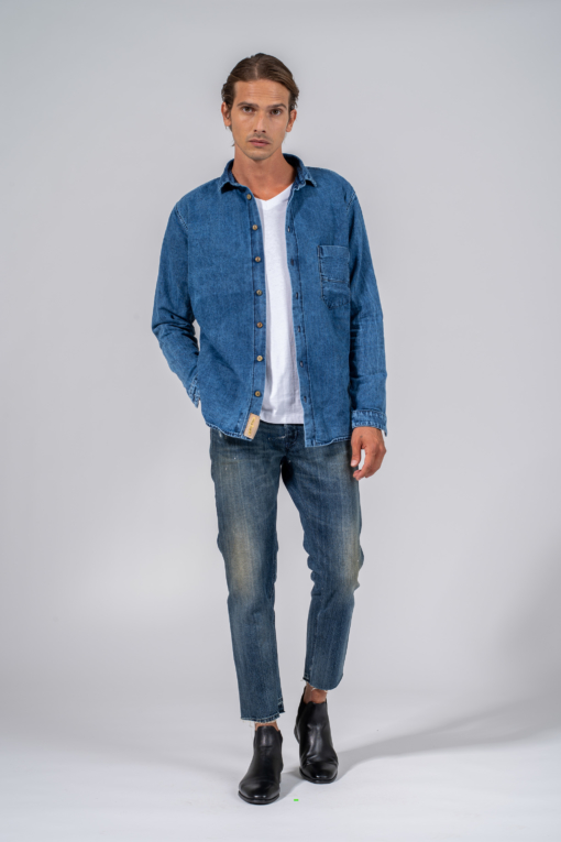 denim jeans Dawn Shirt regular Matias candiani denim store