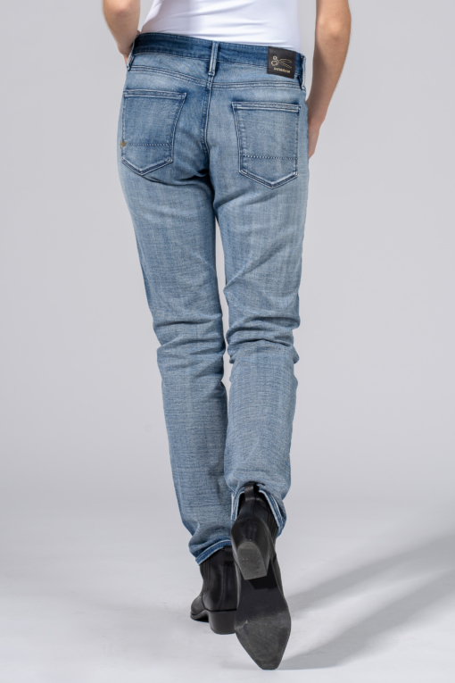 denim jeans Monroe gritti regular Denham candiani denim store
