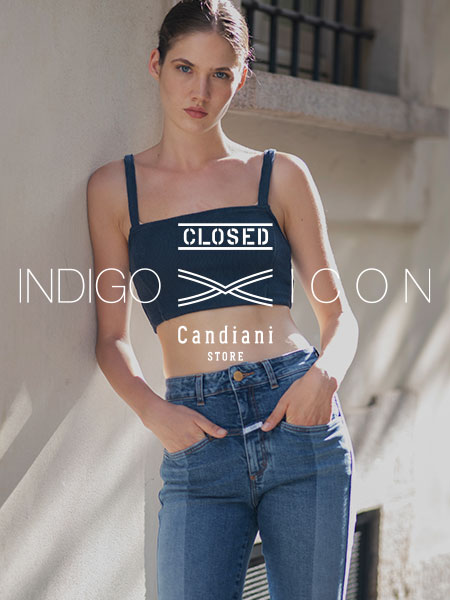 denim jeans slim closed indigo icon candiani denim store