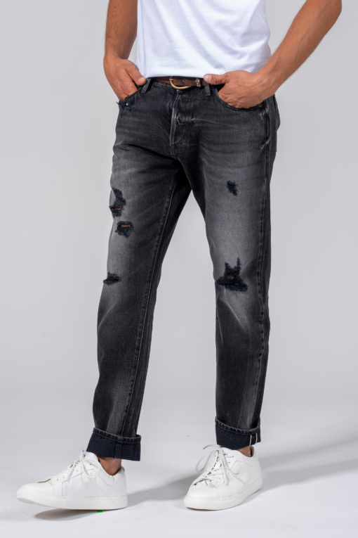 denim jeans Jul Black Vintage Jeans relaxed Matias candiani denim store