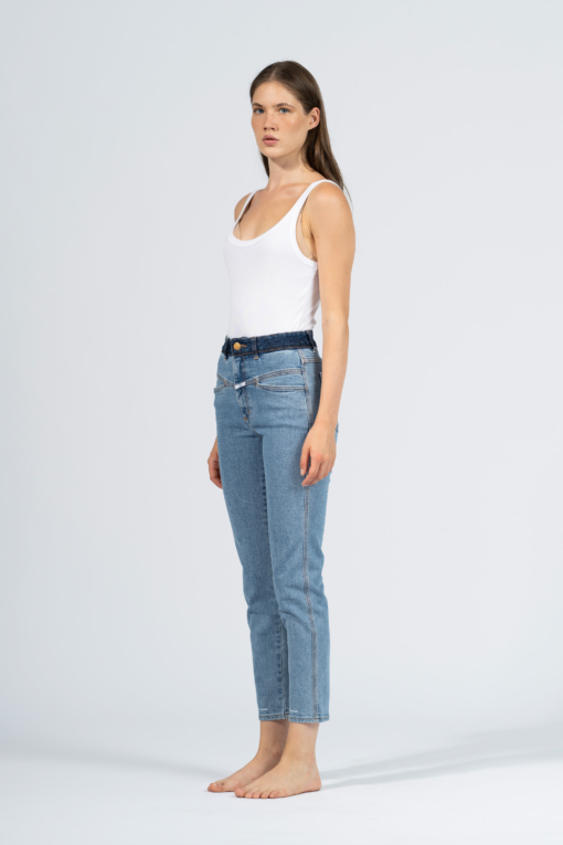 denim jeans bluenote slim closed indigo icon candiani denim store