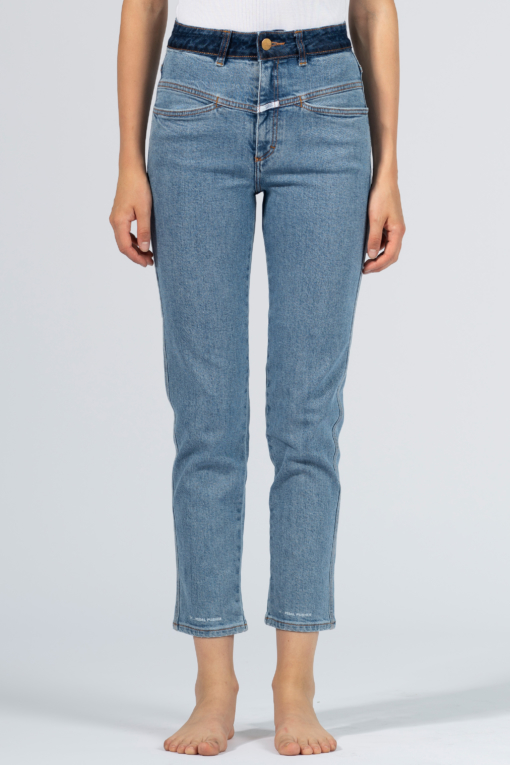 denim jeans bluenote slim closed candiani denim store