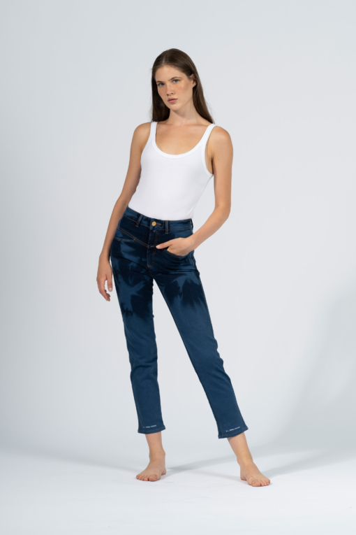 denim jeans starlight slim closed indigo icon candiani denim store