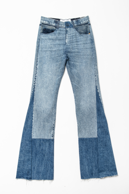 denim jeans berenice blue of a kind flair candiani denim store