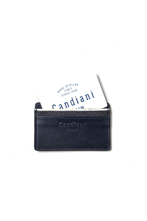 denim jeans Card Holder Candiani Denim candiani denim store