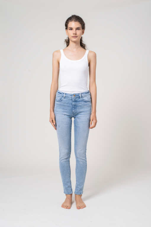 denim jeans the alpha triarchy skinny candiani denim store