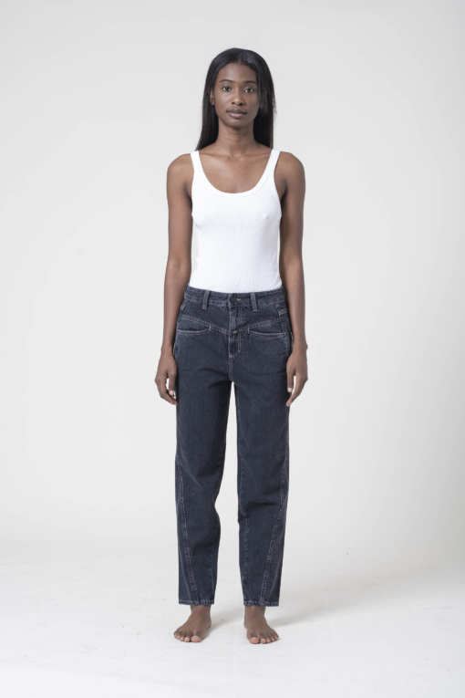 denim jeans Pedal Twist relaxed closed candiani denim store