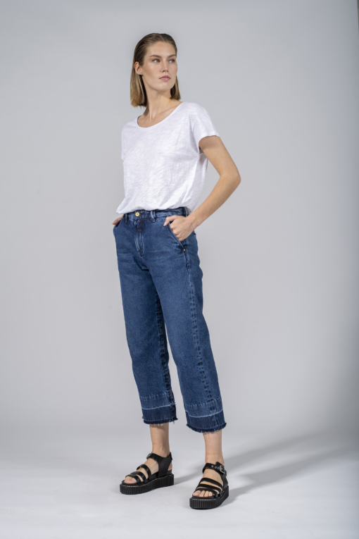 denim jeans Korra Woman Jeans Korra regular candiani denim store
